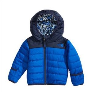 The North Face Perrito Hooded Reversible Jacket